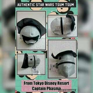 Star Wars Capt Phasma Tsum Tsum Mini Plush