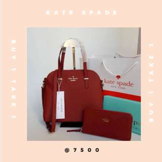 BUY 1 TAKE 1 Kate Spade