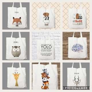 Tote bag Cute #carouhb
