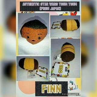 Star Wars Finn Tsum Tsum ( authentic)