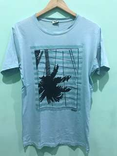 AUTHENTIC KENZO T-Shirt - Cyan (100% ORIGINAL)