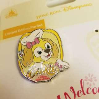 曲奇Cookie LE300 LE Disney Pin Set 散賣