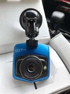 car recorder camera (Full HD 1080) FREE Power Bank