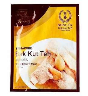 🚚 🇸🇬新加坡國民美食 超夯松發潮州肉骨茶湯料包