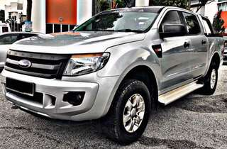 FORD RANGER 2.2XLT (M) SAMBUNG BAYAR / CAR CONTINUE LOAN