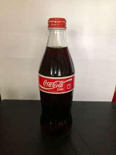 Coca-Cola 泰國版 (275ml)玻璃瓶