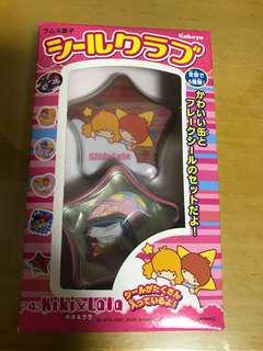 2004年 little twin stars (鐵盒)