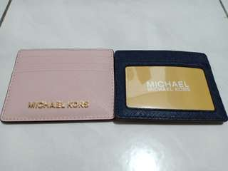 Michael Kors Wallet Card