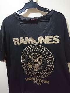 Concert Shirt-The Ramones