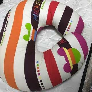 Micky donut breastfeeding pillow