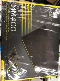 CORSAIR GAMING MM400 mouse pad