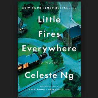 (ebook) Little Fires Everywhere Novel by Celeste Ng