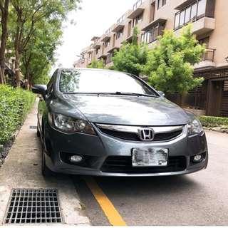 2009 Honda Civic 1.8 VTI-S K12