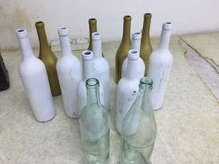 Party bottles each ( got a lot more)