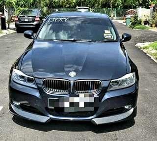 BMW 320i E90 2.0(A) LCi LAST MODEL FACELIFT SAMBUNG BAYAR / CAR CONTINUE LOAN