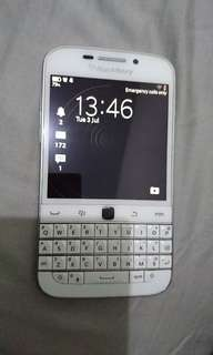 Bb q20 white charger only