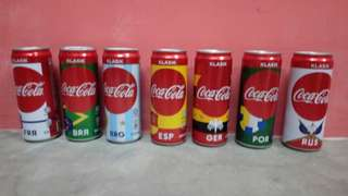 Coca Cola Worldcup 2018 Russia Collection