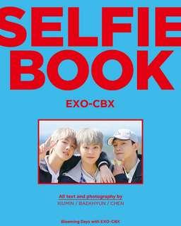 EXO-CBX Selfie Book