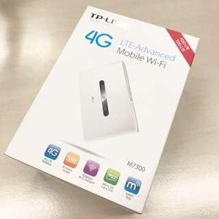 正版 TP Link 4G LTE mobile wifi