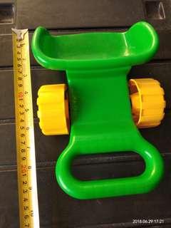 Preloved Plastic toy (SALE)