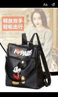 ILOVEPARIS 2 Way Bag