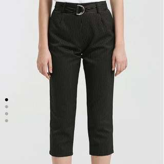 Cloth Inc Rocco Pinstripe Pants