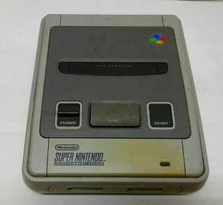 Super nintendo console only