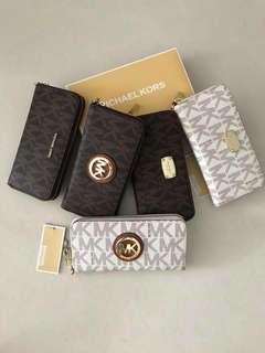 Michael Kors long wallet Premium Quality