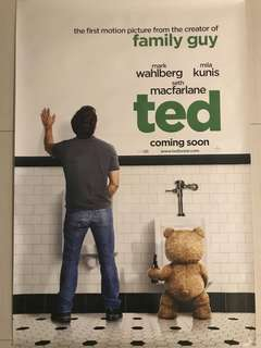 🚚 Ted Movie Poster