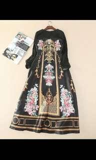 Dress prada maxi