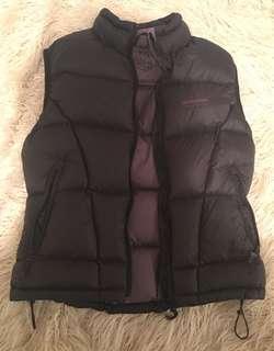Kathmandu Womens Vest in Black size 8