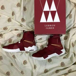 BRANDNEW AUTHENTIC LEBRON SOLDIER TEN
