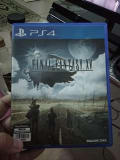 Final Fantasy XV R3