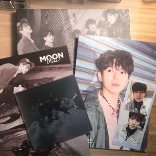 Moonrise Silver Ver with Sungjin PC