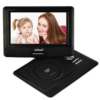 🚚 IEGEEK PORTABLE VIDEO PLAYER