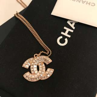 Chanel Necklace **Not Real**