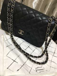 Large Chanel classic bag