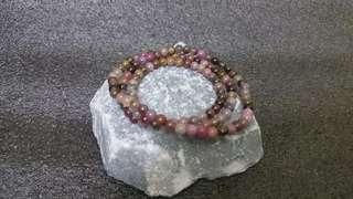 3 layer Tourmaline bracelet
