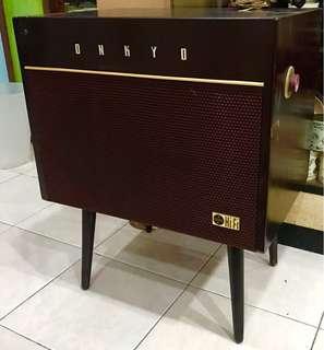 Vintage Onkyo Speaker