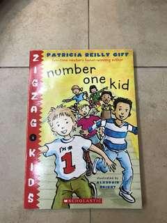 Zig zag kids - number one kid