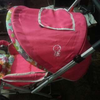 Giant carrier for baby