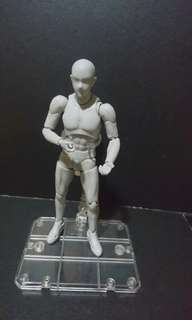 S.H.Figuarts BODY KUN DX SET (Gray color version)