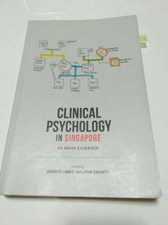 Clinical Psychology in Singapore PL3236