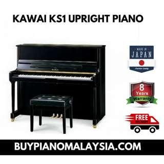 KAWAI KS1 UPRIGHT PIANO