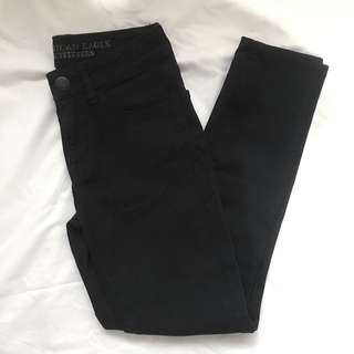 American Eagle Outfitters Highwaist Denim Pants
