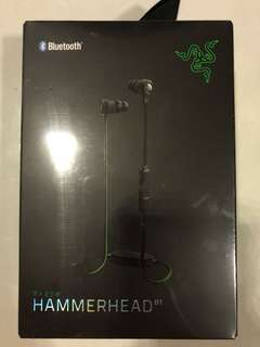 Original & new Razer Hammerhead BT