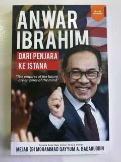 Buku Anwar Ibrahim