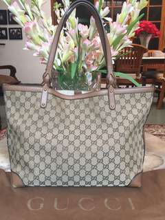 Gucci Craft Tote Bag 2012 | AUTHENTIC