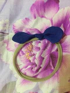 Baby Headband/Blue