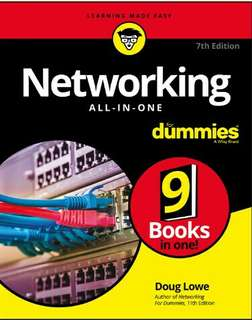 Ebook 2018 Networking All in One For Dummies 9 in 1